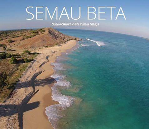 Buku Semau Beta : Suara-Suara dari Pulau Magis