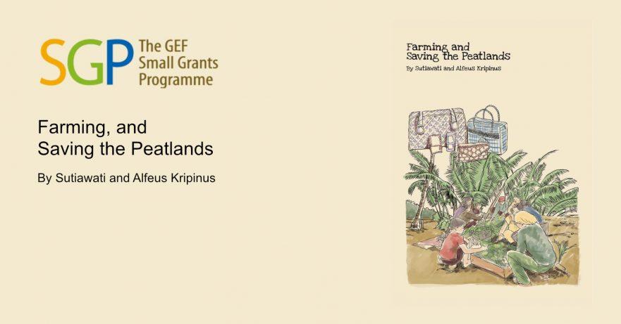 Farming, and Saving the Peatlands