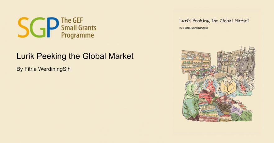 Lurik Peeking the Global Market