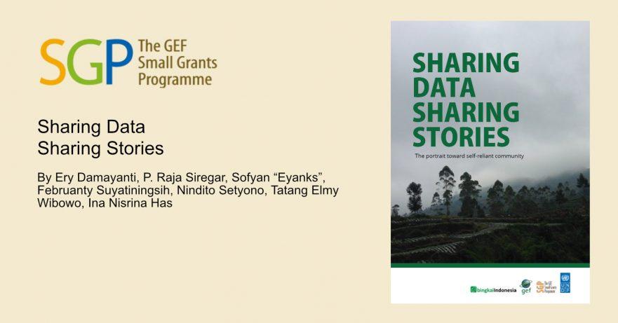Sharing Data Sharing Stories
