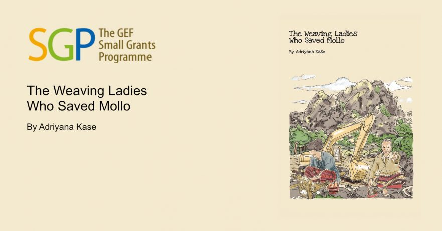 The Weaving Ladies Who Saved Mollo
